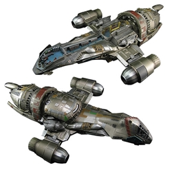 Firefly 1:250 scale Serenity Cutaway Ship Replica