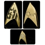 Star Trek 50th Anniversary Command Badge