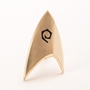 Star Trek Discovery Operations Insignia Badge Replica