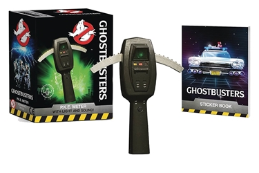 Ghostbusters Light-up PKE Meter Replica
