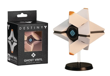Destiny Generalist Ghost Shell Vinyl Mini Figure