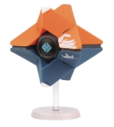Destiny Kill Tracker Ghost Shell Vinyl Figure