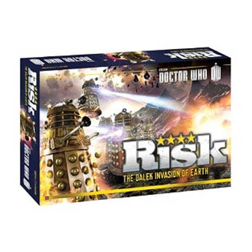 Doctor Who Risk: The Dalek Invasion of Earth