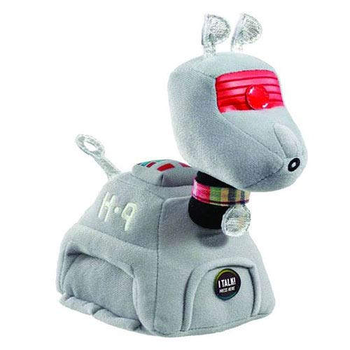 Doctor Who K-9 Medium Talking Plush