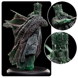 Lord of the Rings King of the Dead Statue